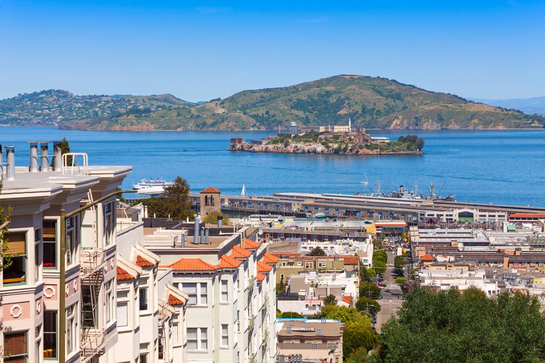 Escape from Alcatraz, San Francisco