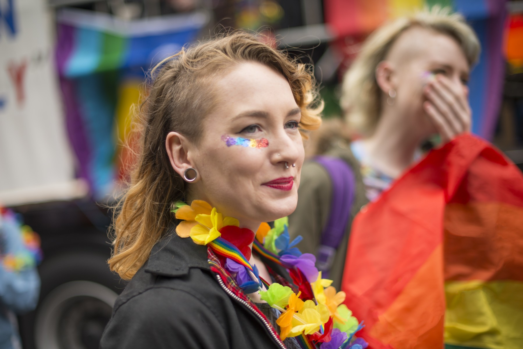 Gay Pride Parade, Dublin, Ireland