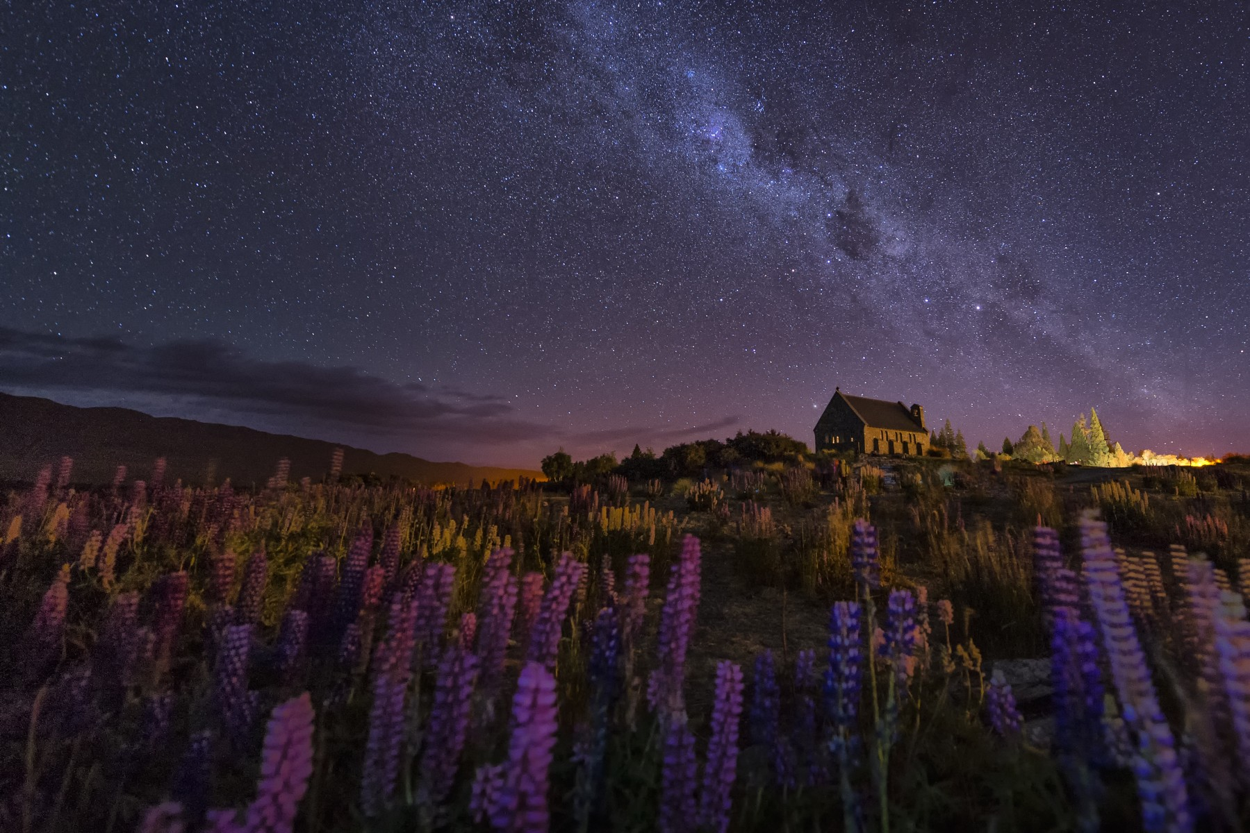 Lead Image - Lake Tekapo, New Zealand