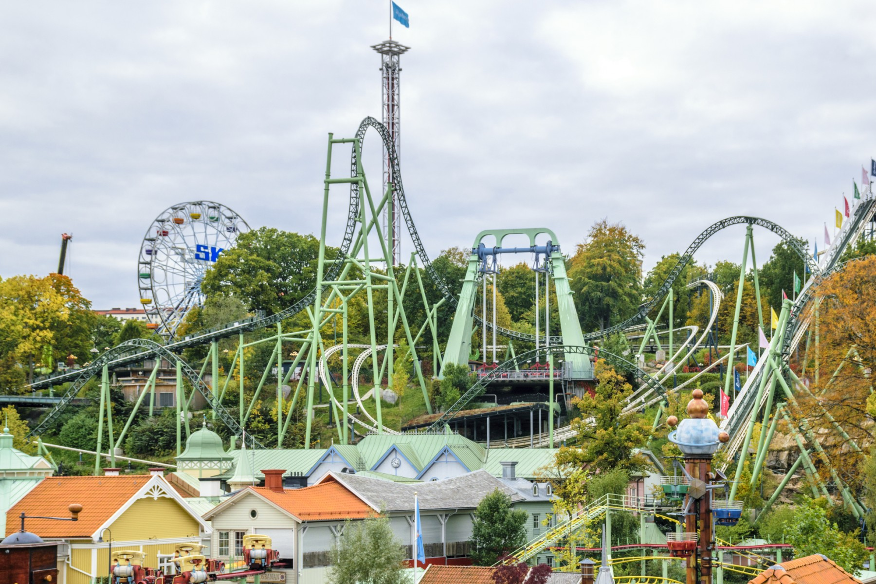 Lisberg Amusement Park 1