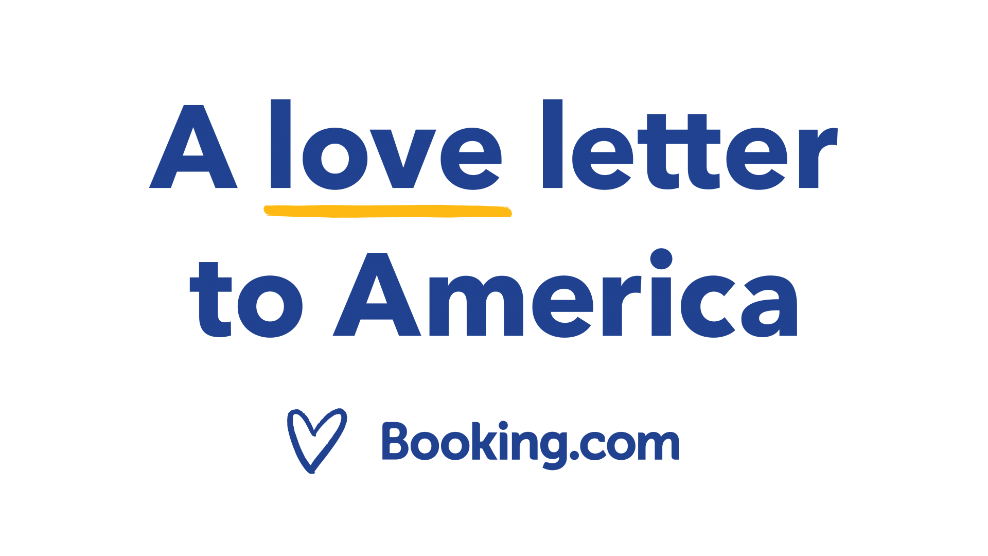 Love Letter to America