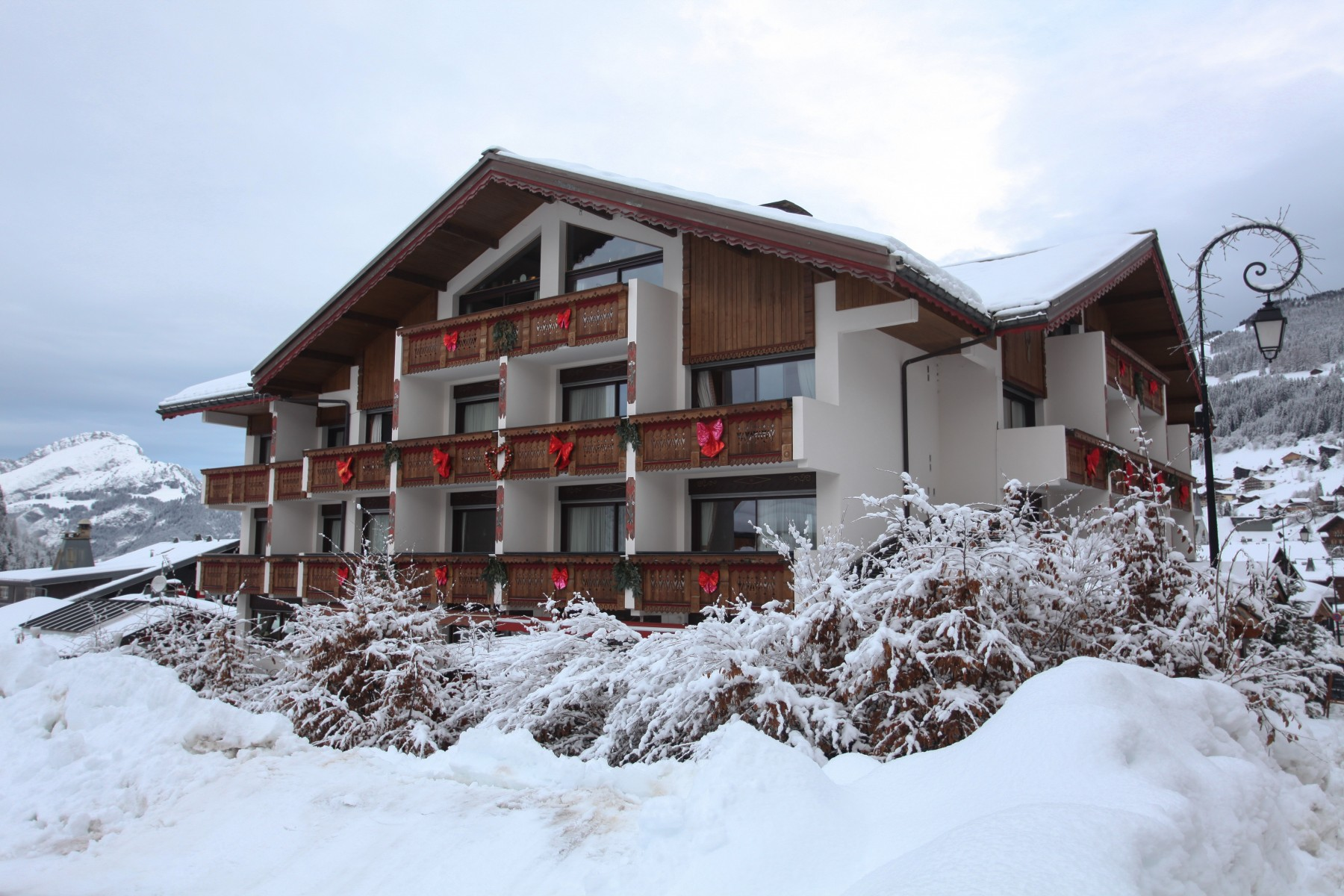 Booking.com Macchi Hotels - Chalets de Tradition Châtel, Frankrijk