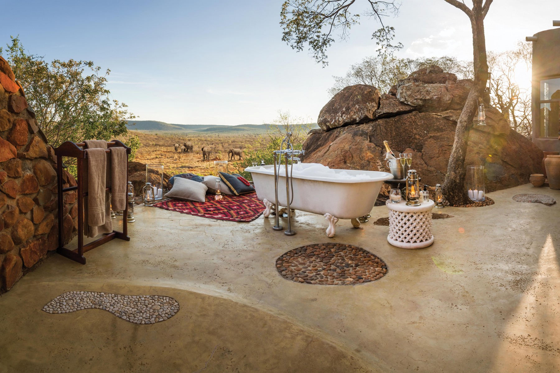 Madikwe Hills Private Game Lodge 1