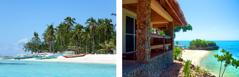 Malapascua Island and Tepanee Beach Resort