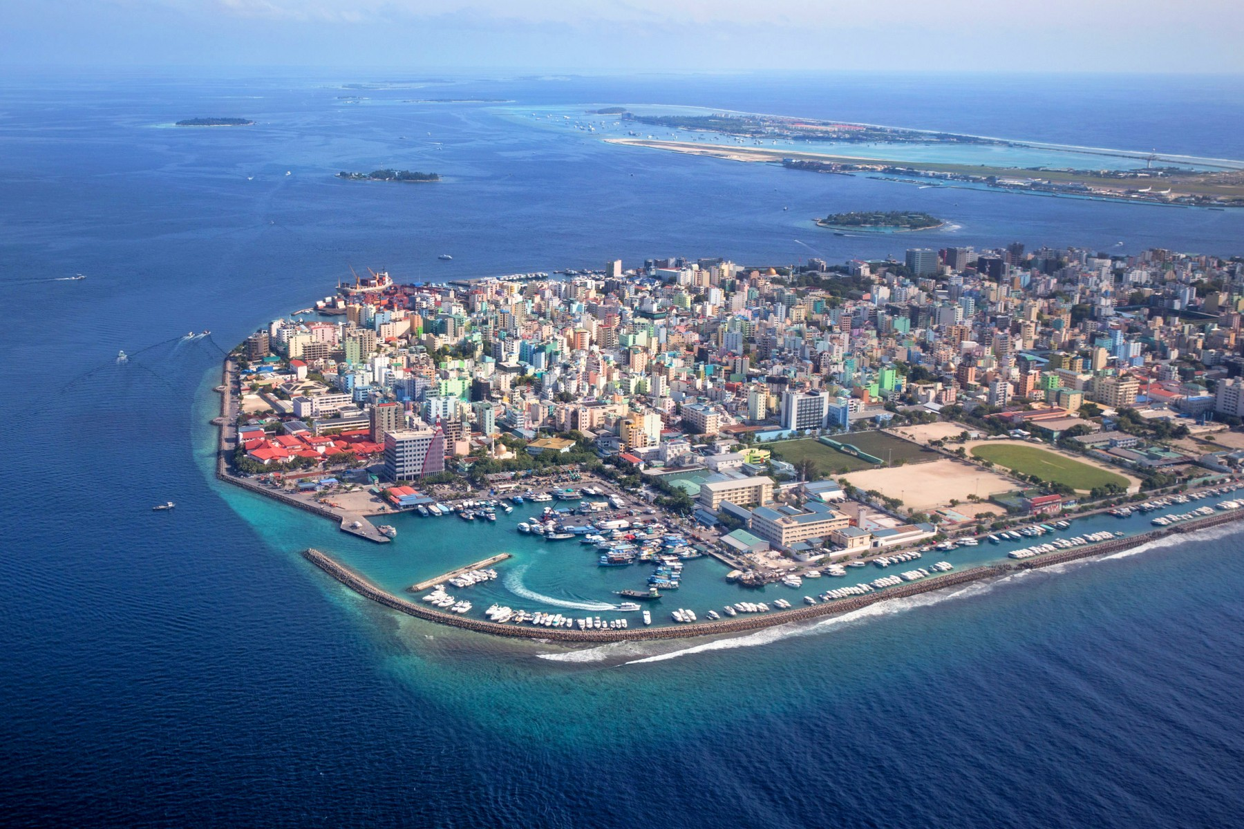 Male City, Maldives
