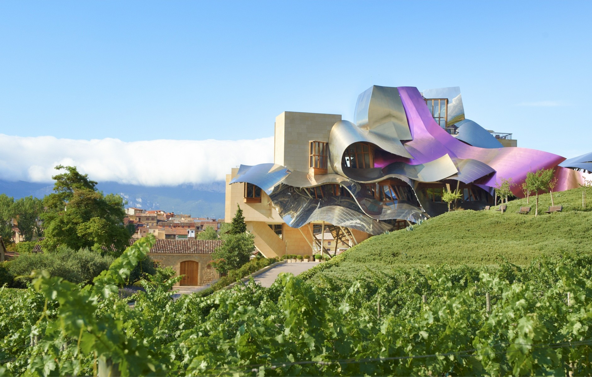 Marqu+®s de Riscal, a Luxury Collection