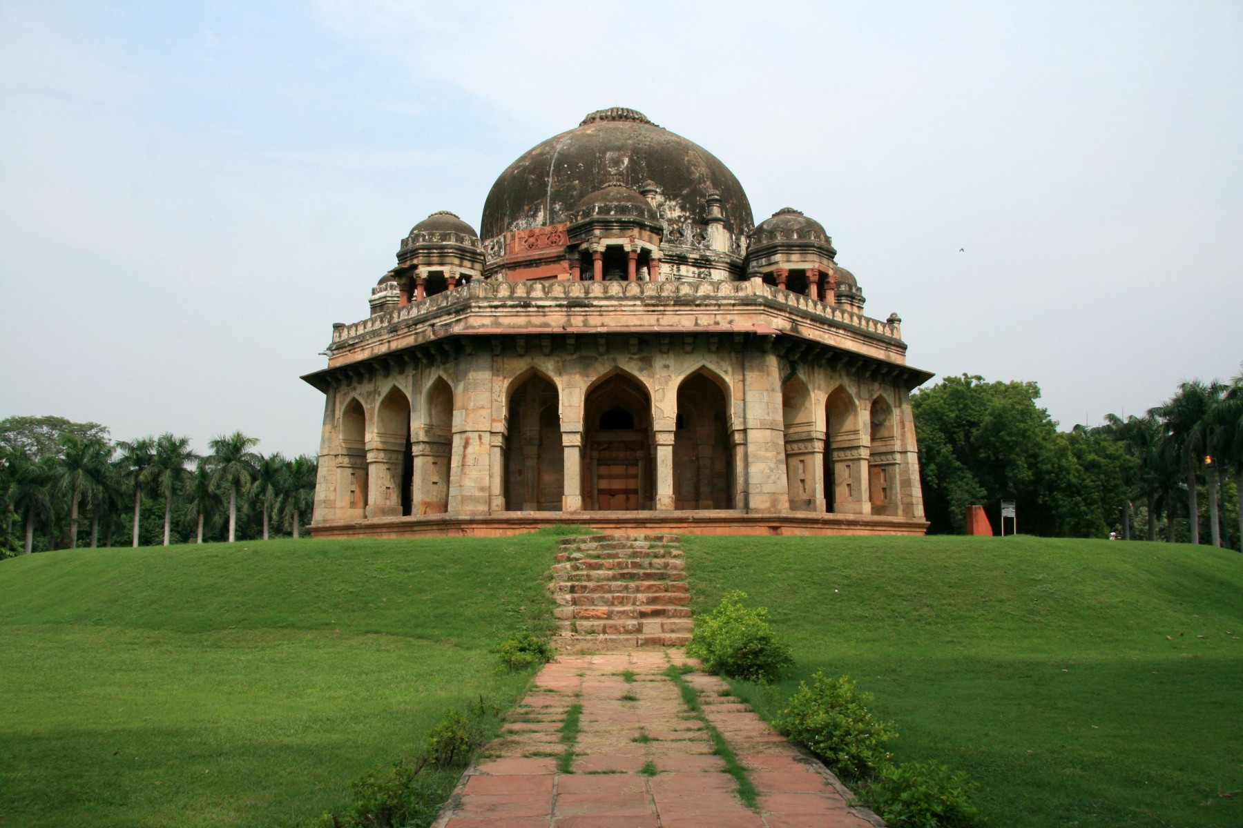 New Delhi - Ancient Architecture Lodi Garden