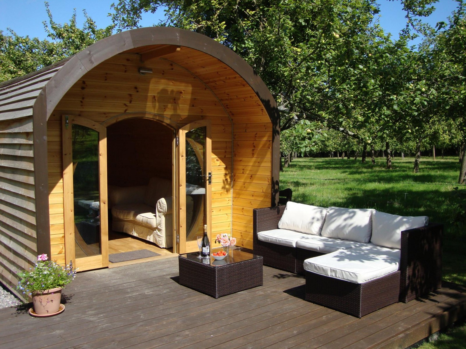 Orchard Farm Luxury Glamping 1