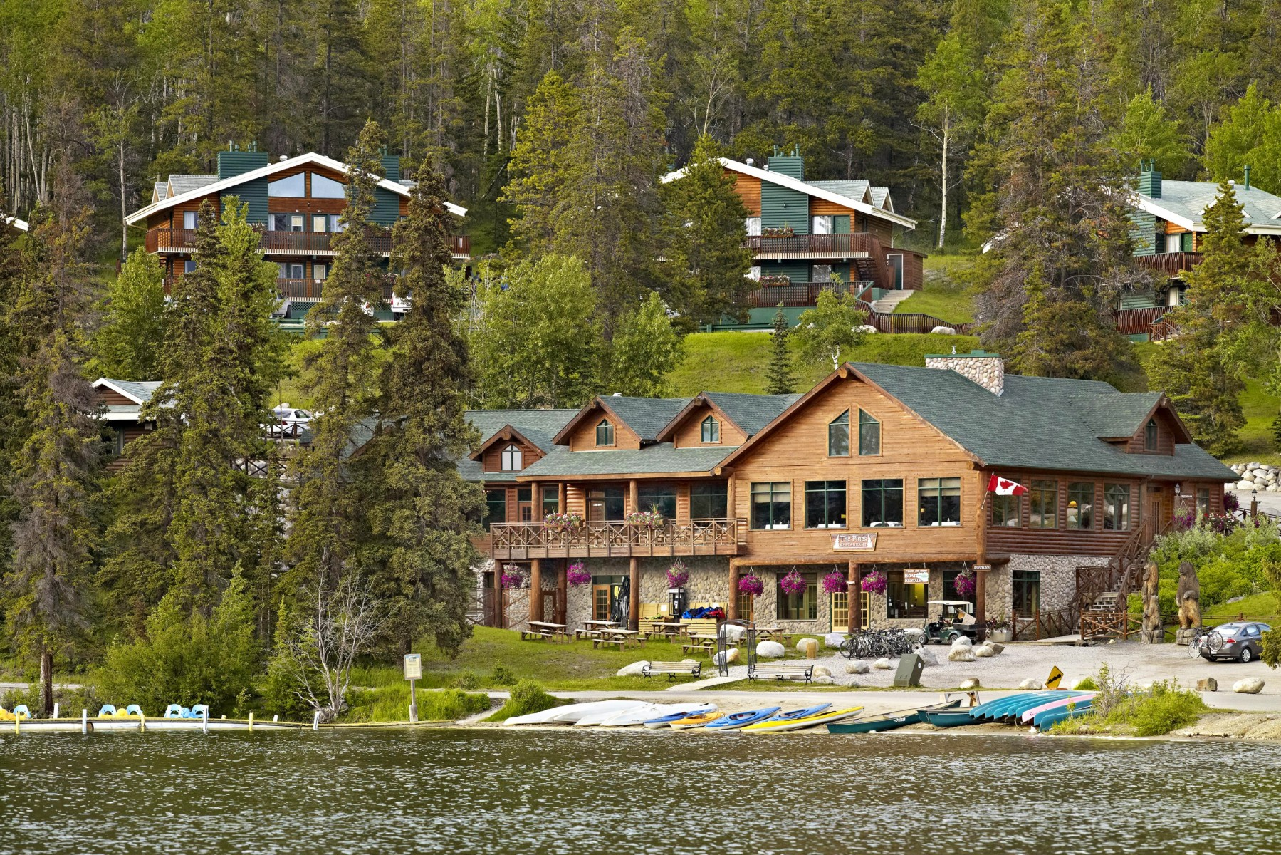 Pyramid Lake Resort  1