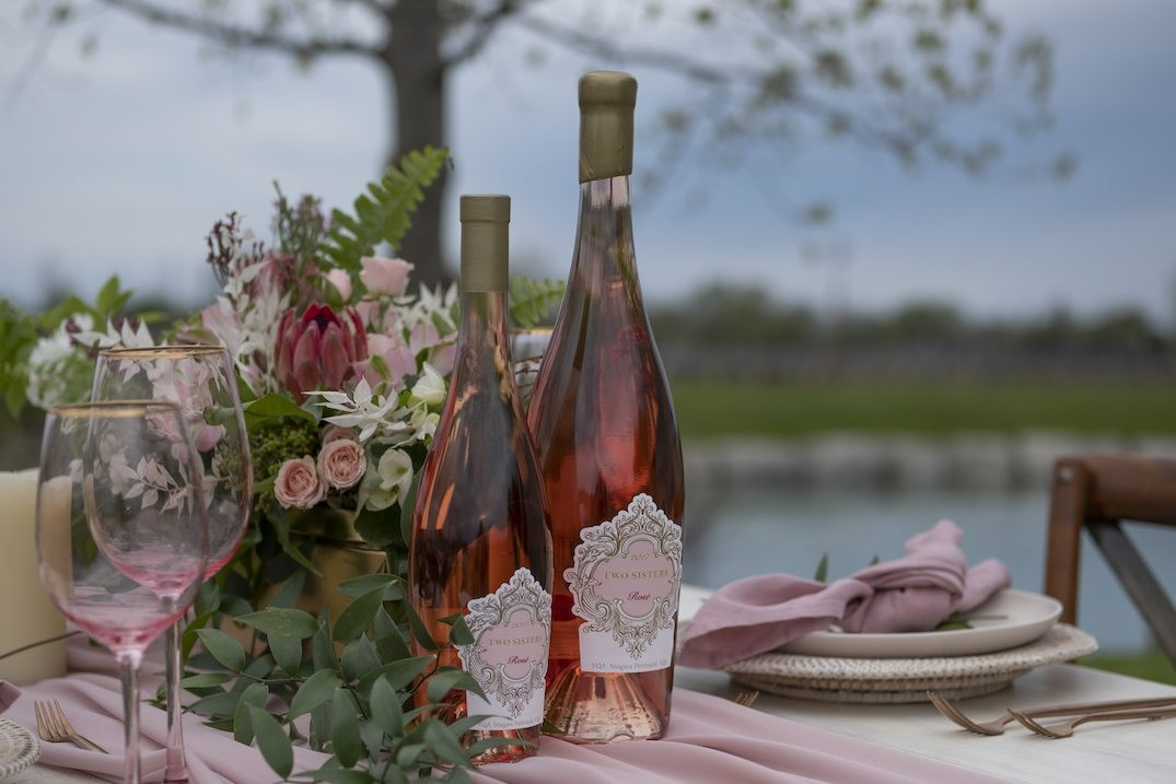 Rosé in Niagara-on-the-Lake