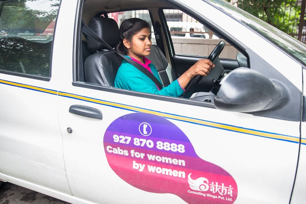 Sakha Consulting Women on Wheels 2