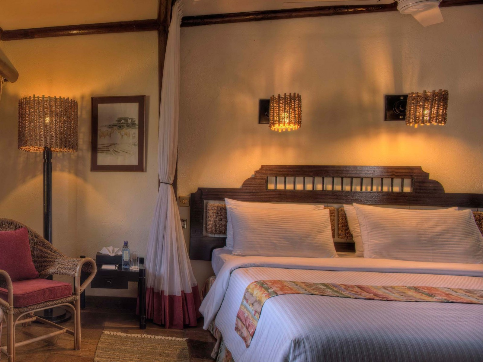 Sarova Shaba Game Lodge 1