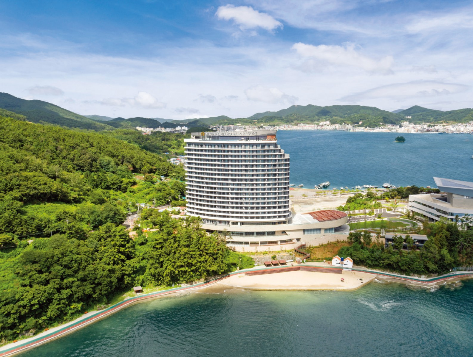 Stanford Hotel _ Resort Tongyeong 1