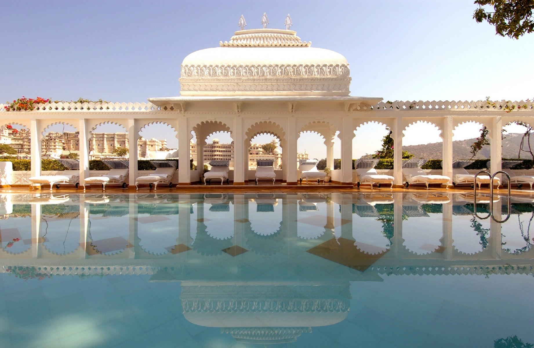 Taj Lake Palace 1