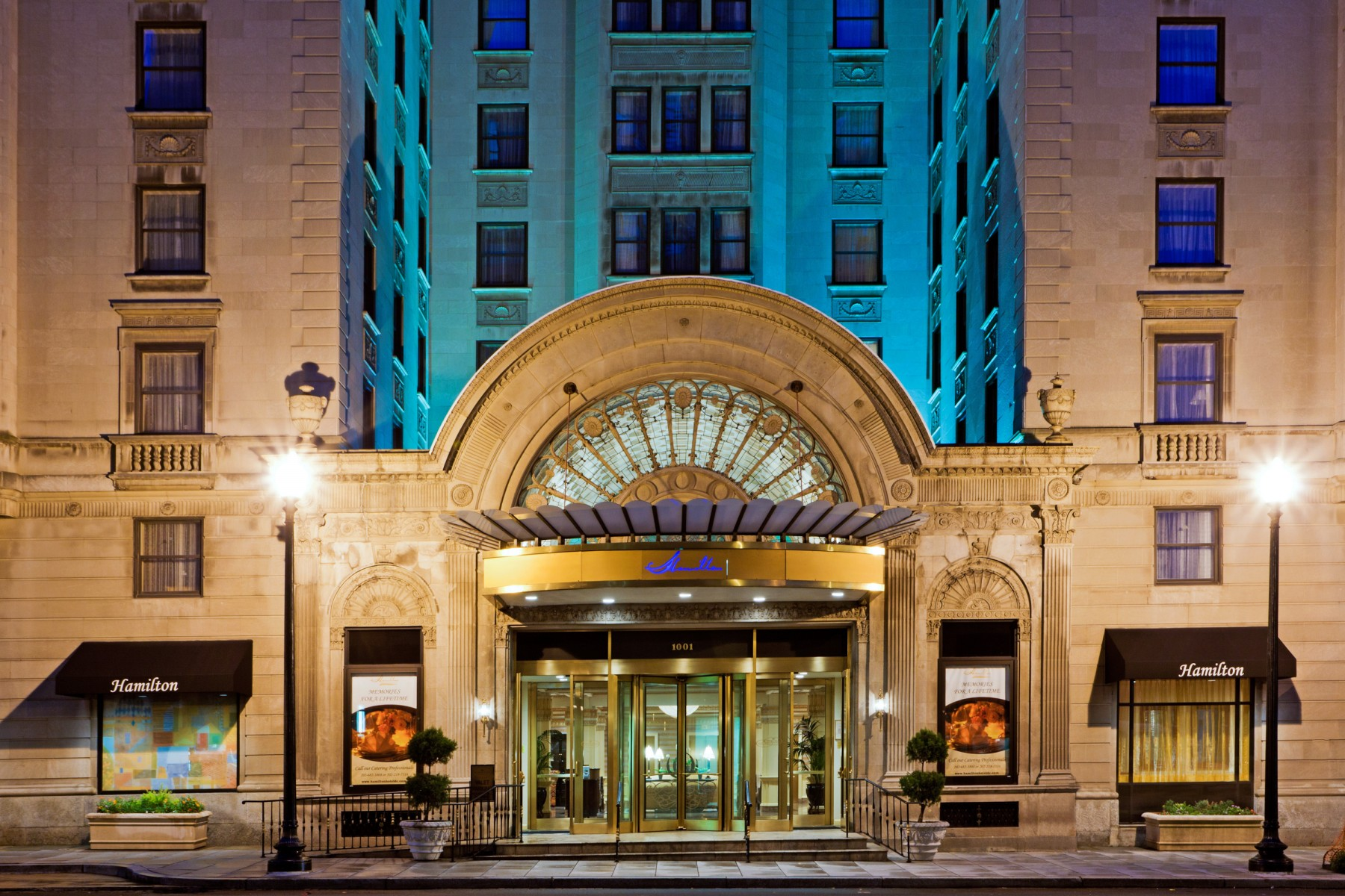 The Hamilton Hotel - Washington DC 1