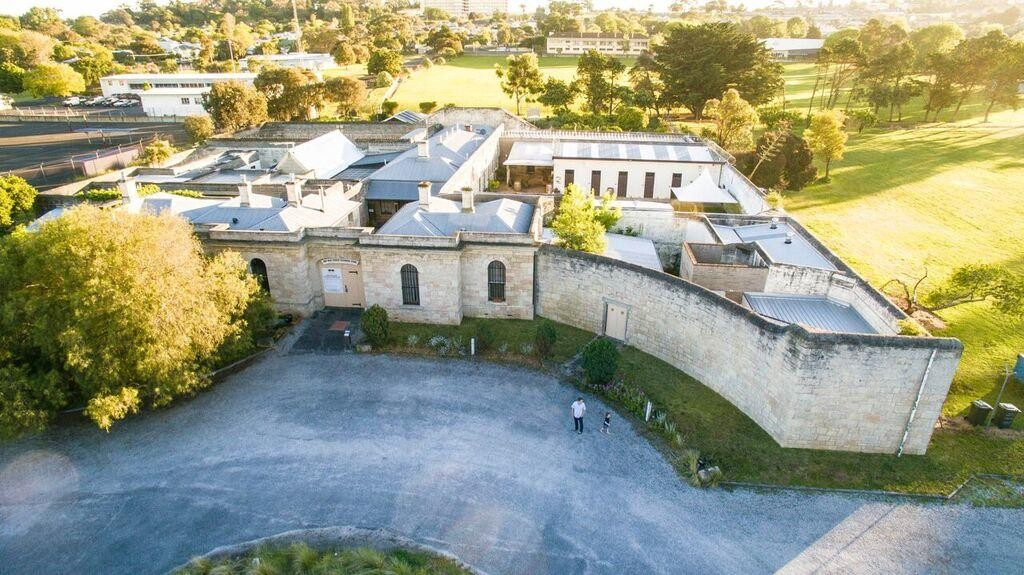 The Old Mount Gamiber Gaol