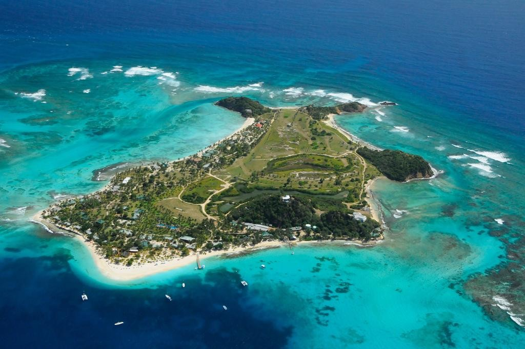 The Palm Island Resort, Saint Vincent & Grenadines