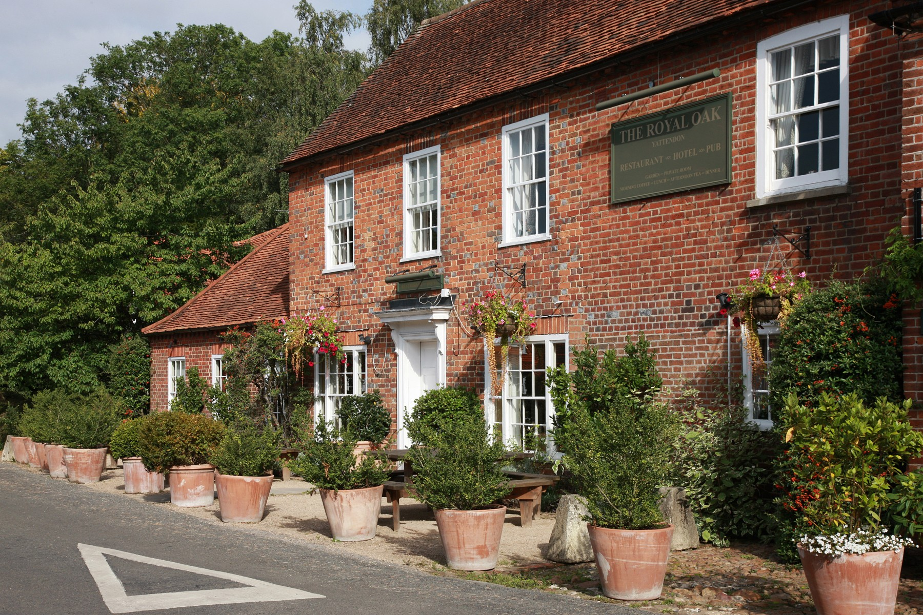 The Royal Oak, Yattendon