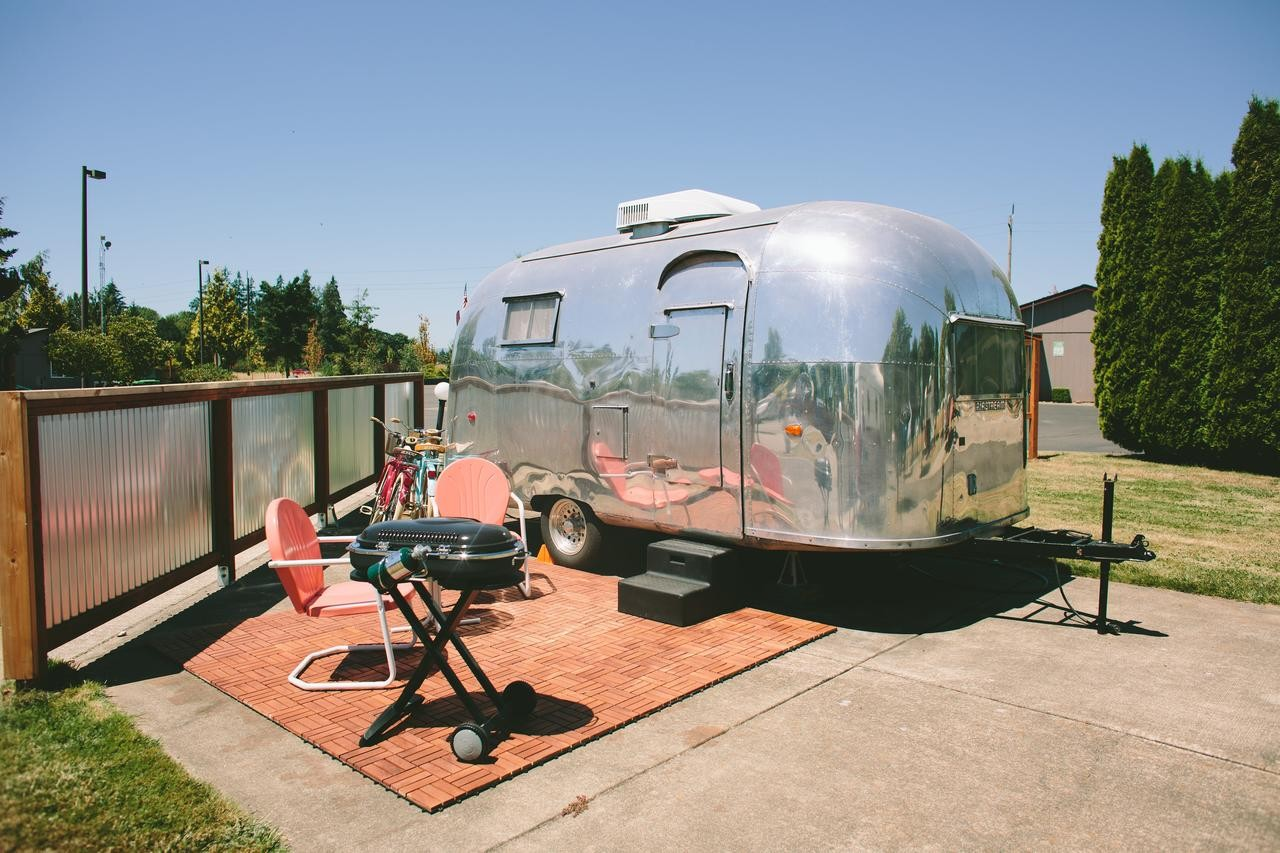 The Vintages Trailer Resort em Dayton, Oregon