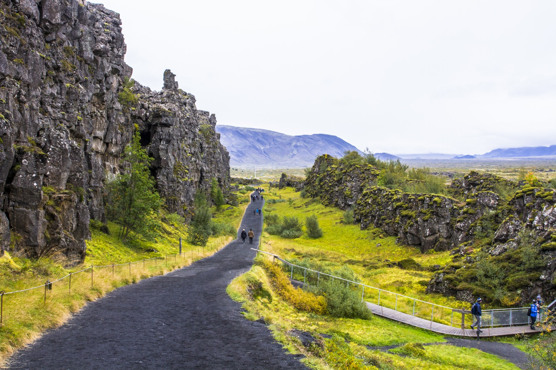 Thingvellir National Park, Iceland