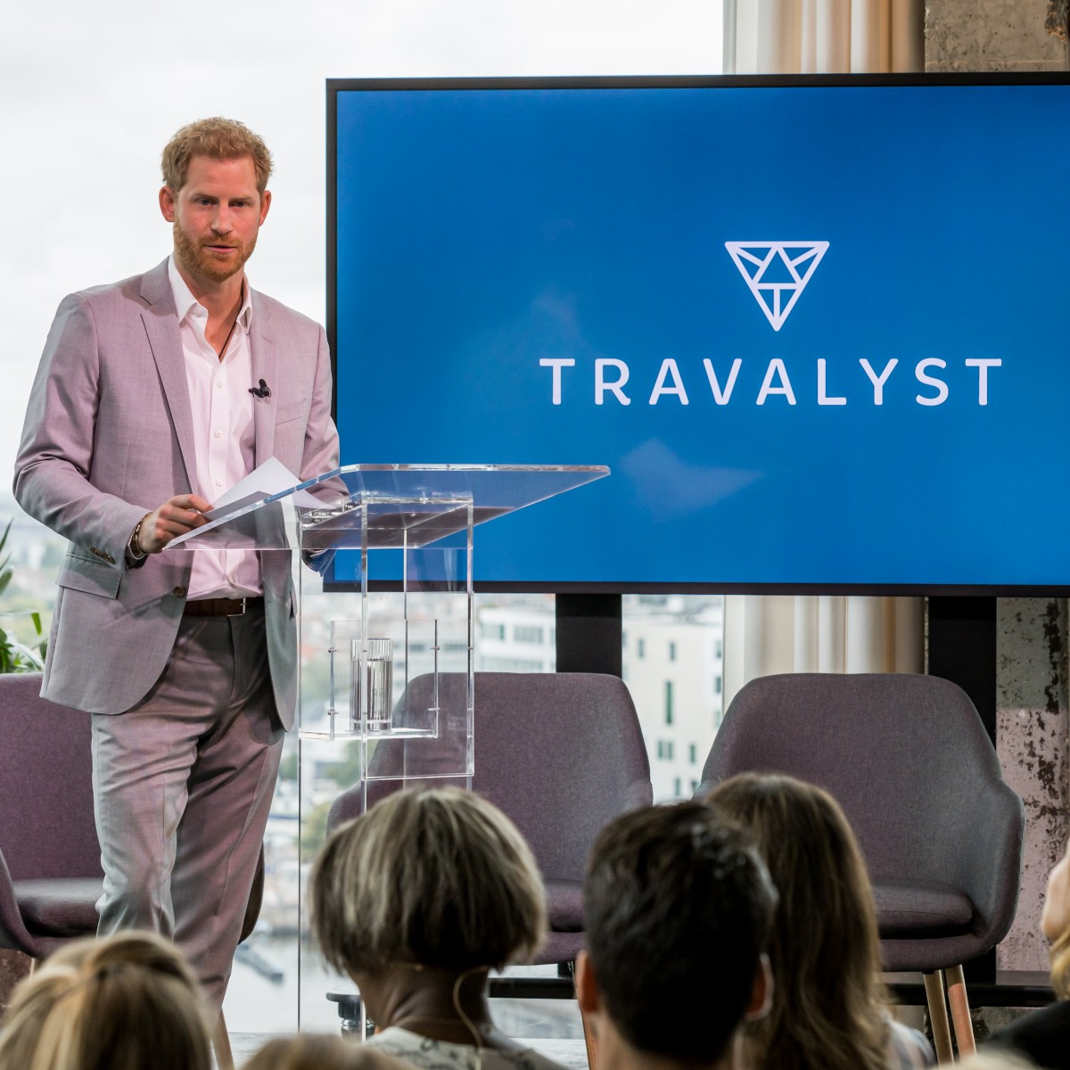 Travalyst Launch Event in Amsterdam 2