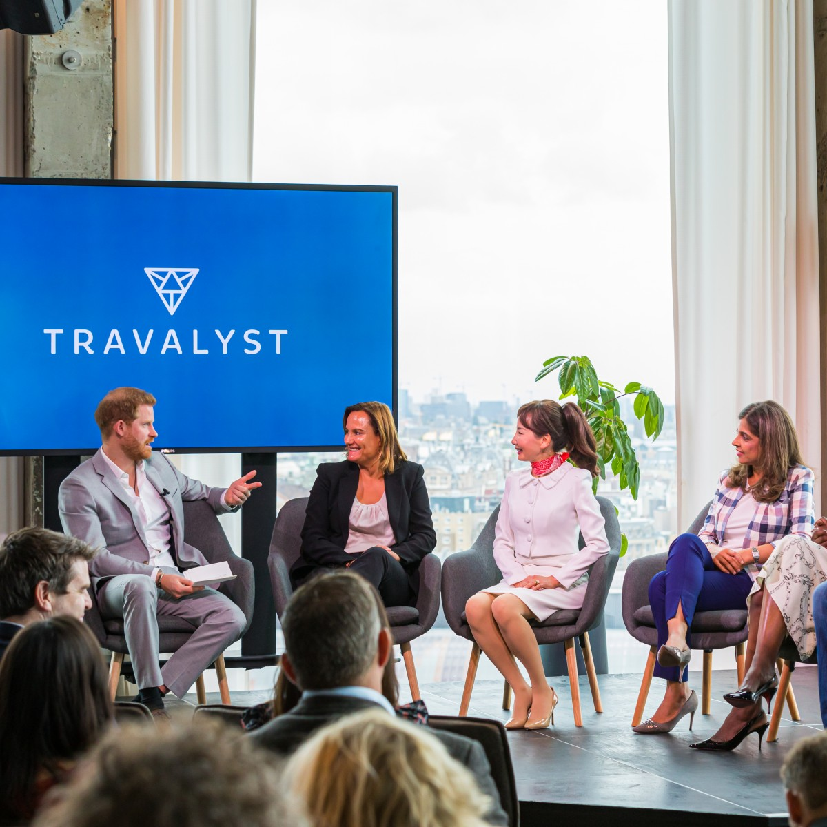 Travalyst Launch Event in Amsterdam 6
