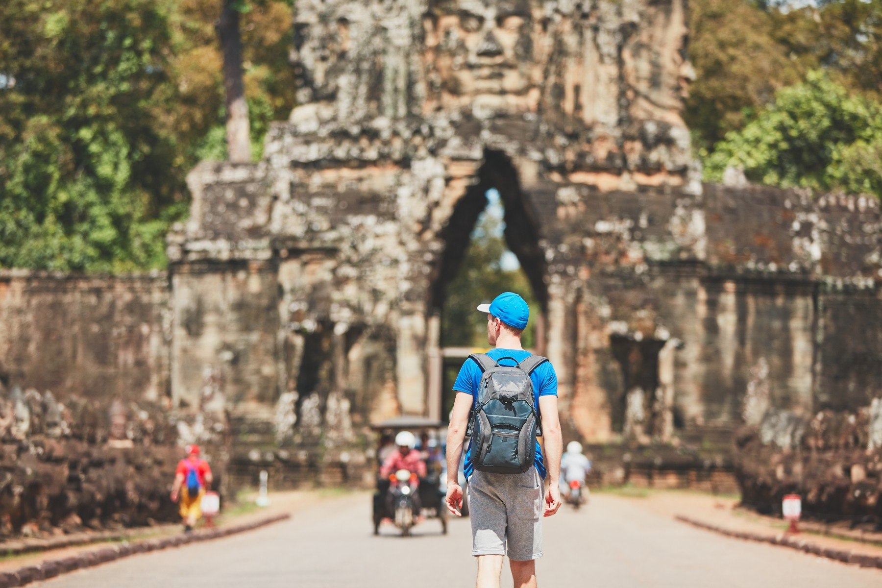 Young solo travel_world heritage