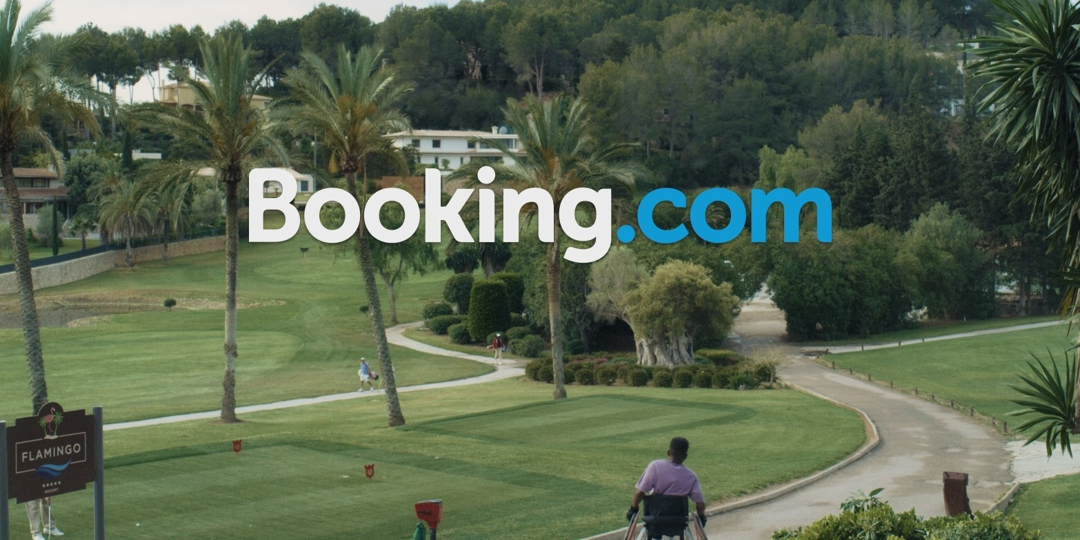 Booking.com Live Curious - Freedom