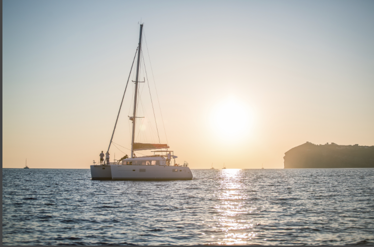 Caldera Yachting Catamaran