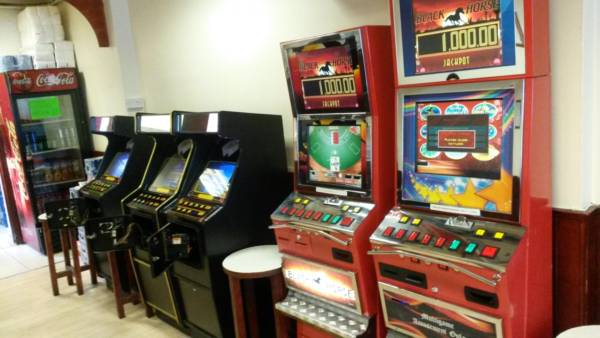Types Of Gambling Machines