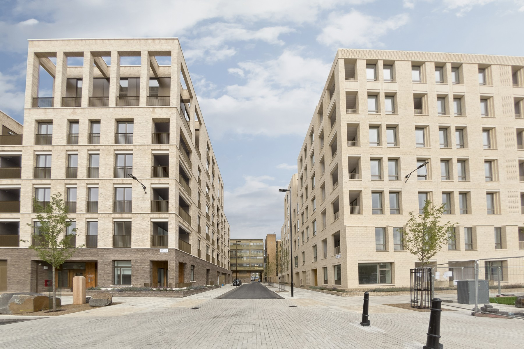 Kings Crescent new homes