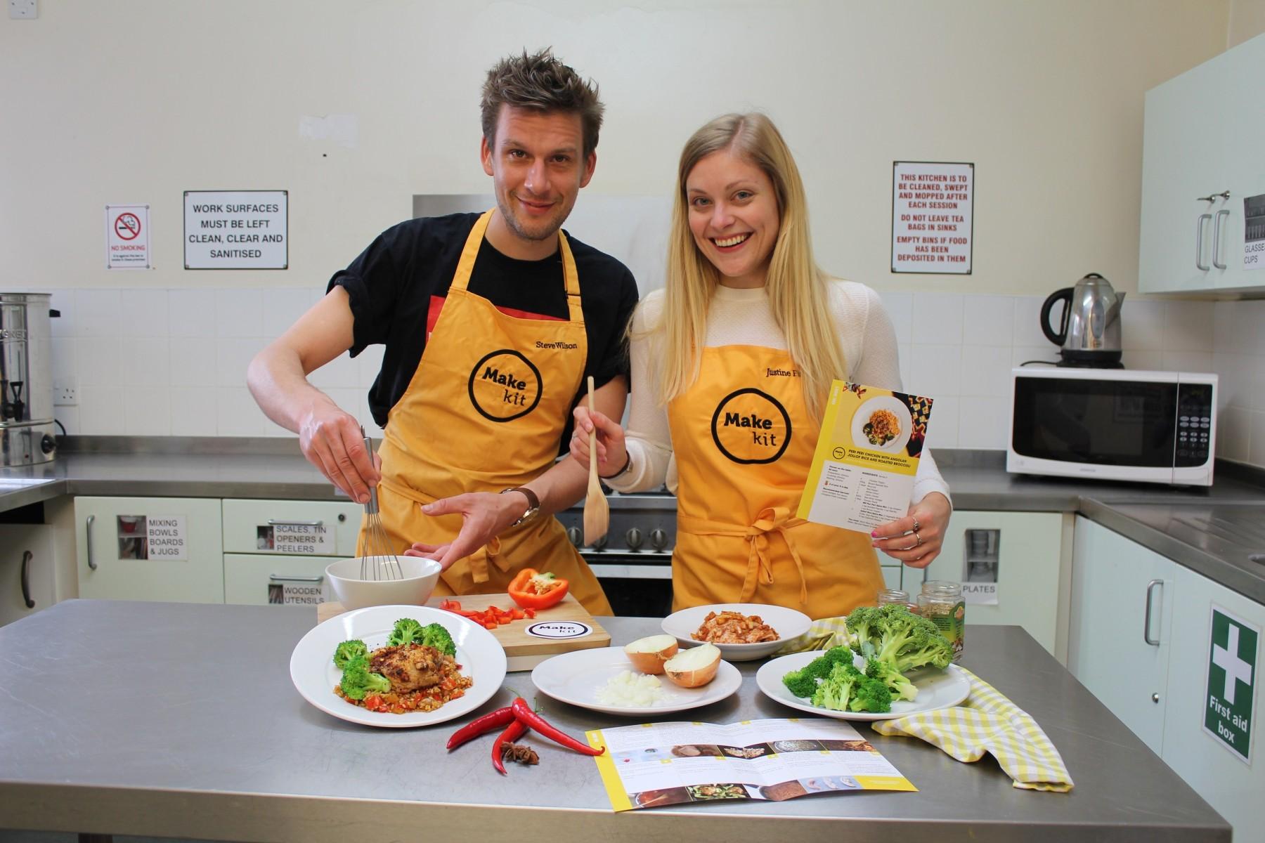 Healthy Hackney recipe kits are go!