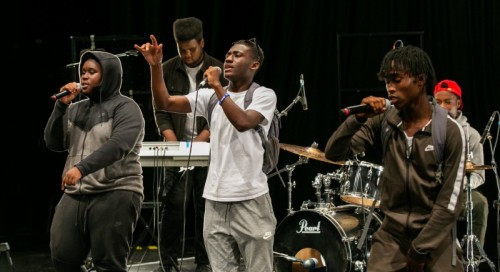 11 acts performed on Hackney Live
