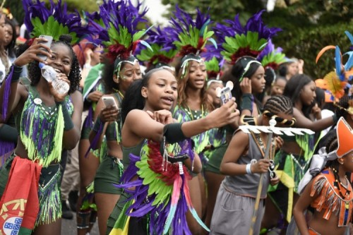 Hackney Carnival takes place on 9 September in 2018