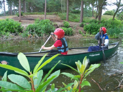 Pembury Youth Club canoeing trip.jpg