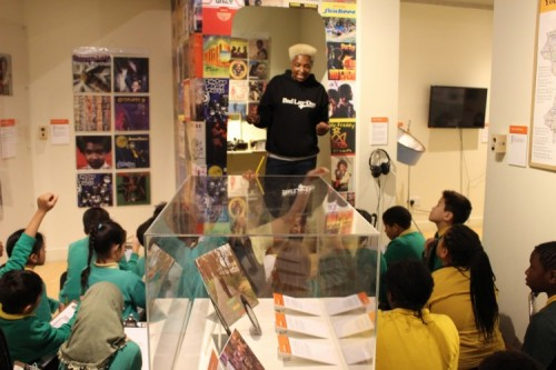 Badlaydee hackney black history workshops