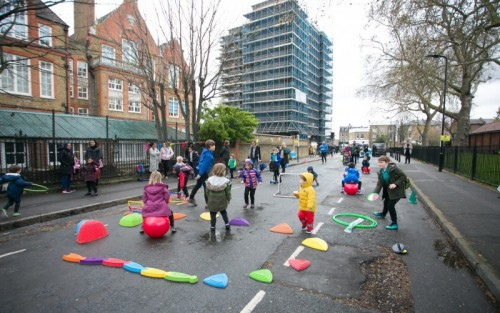 SchoolStreets_Gayhurst_ hackney council credit
