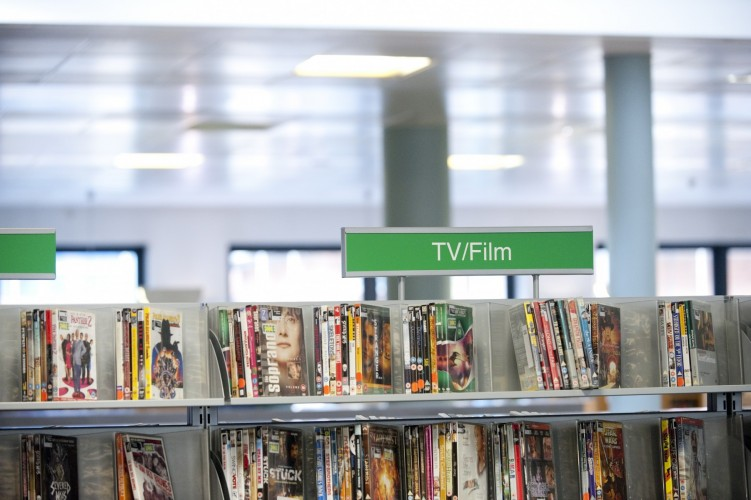 CDs and DVDs now free to rent from Hackney libraries