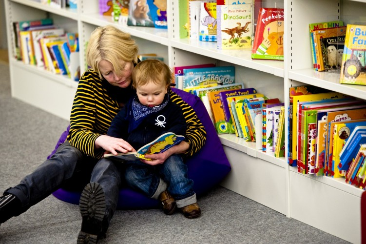 Hackney's libraries offer a full programme all year round