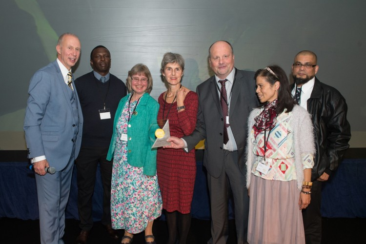 Hackney Council Community Focus Award