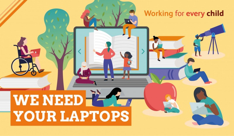 Laptop appeal