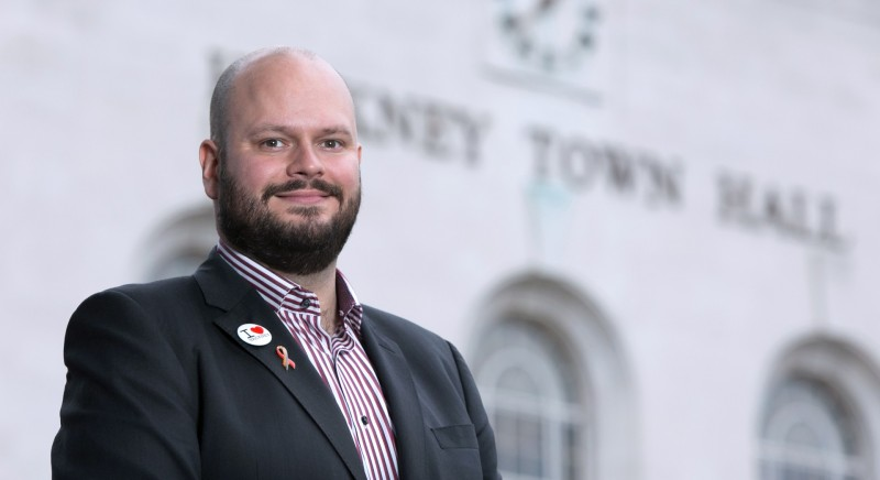Mayor Philip Glanville Town Hall 2