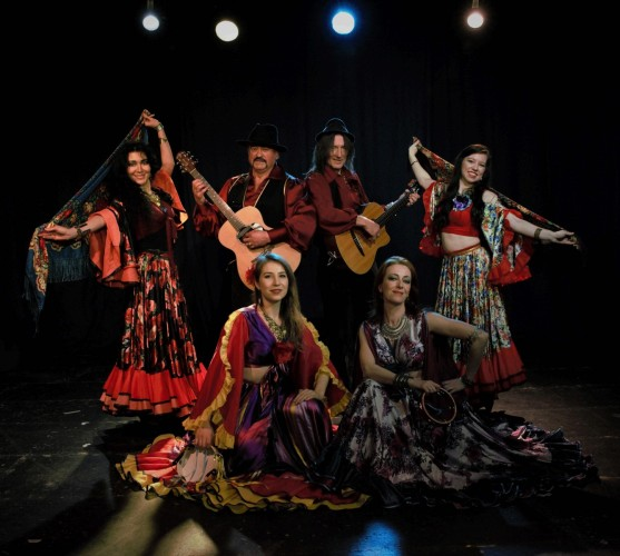 Yagori gypsy dance and theatre group