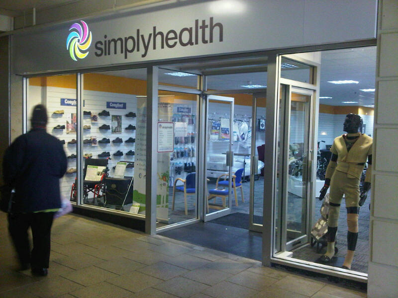 Store Front - Droitwich